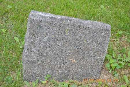HURLEY, MAGGIE E. - Branch County, Michigan   MAGGIE E. HURLEY - Michigan Gravestone Photos
