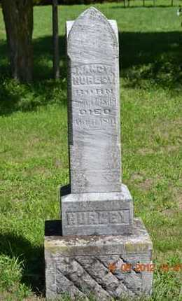 HURLEY, NANCY - Branch County, Michigan | NANCY HURLEY - Michigan Gravestone Photos