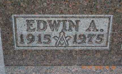 INGALLS, EDWIN A. - Branch County, Michigan | EDWIN A. INGALLS - Michigan Gravestone Photos