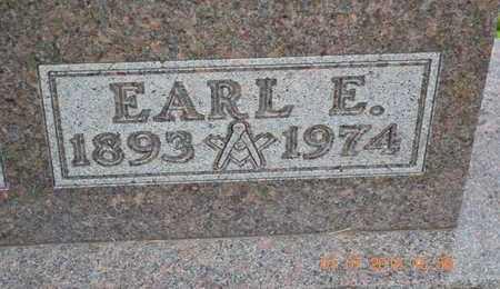 INGALLS, EARL E. - Branch County, Michigan | EARL E. INGALLS - Michigan Gravestone Photos