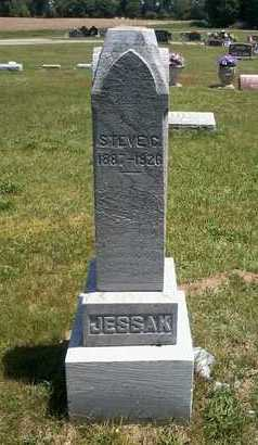 JESSAK, STEVE C. - Branch County, Michigan | STEVE C. JESSAK - Michigan Gravestone Photos