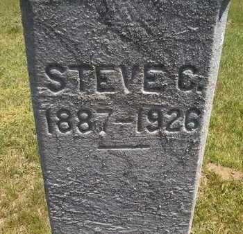 JESSAK, STEVE C. - Branch County, Michigan   STEVE C. JESSAK - Michigan Gravestone Photos