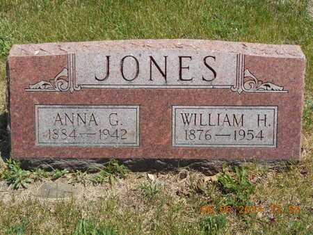JONES, WILLIAM H. - Branch County, Michigan | WILLIAM H. JONES - Michigan Gravestone Photos