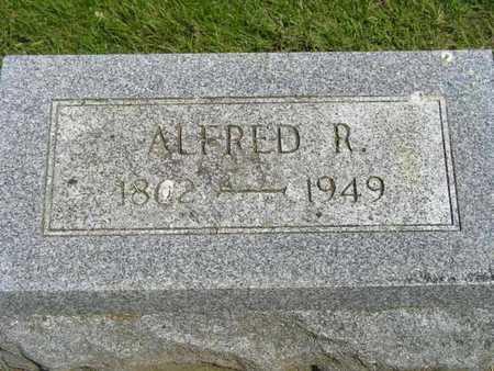 KEESLAR, ALFRED R. - Branch County, Michigan | ALFRED R. KEESLAR - Michigan Gravestone Photos