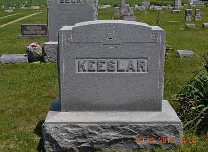 KEESLAR, FAMILY - Branch County, Michigan | FAMILY KEESLAR - Michigan Gravestone Photos
