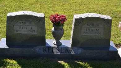 KEESLAR, IDA M. - Branch County, Michigan | IDA M. KEESLAR - Michigan Gravestone Photos