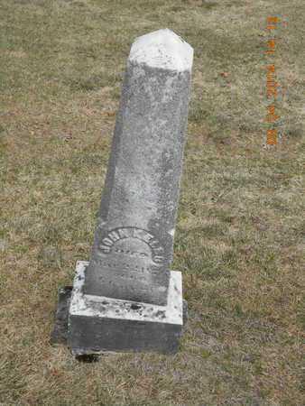 KELSO, JOHN - Branch County, Michigan | JOHN KELSO - Michigan Gravestone Photos