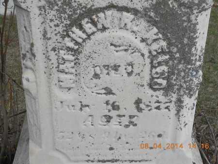 KELSO, MATTHEW R. - Branch County, Michigan | MATTHEW R. KELSO - Michigan Gravestone Photos
