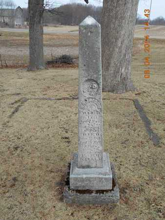 KILLUM, HARRISON - Branch County, Michigan | HARRISON KILLUM - Michigan Gravestone Photos