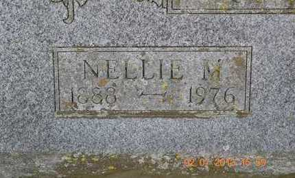 KIMBLE, NELLIE M. - Branch County, Michigan | NELLIE M. KIMBLE - Michigan Gravestone Photos