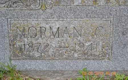 KIMBLE, NORMAN - Branch County, Michigan | NORMAN KIMBLE - Michigan Gravestone Photos