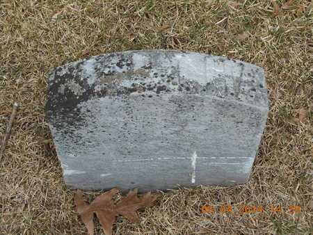 KINSMAN, MARTHA G. - Branch County, Michigan | MARTHA G. KINSMAN - Michigan Gravestone Photos