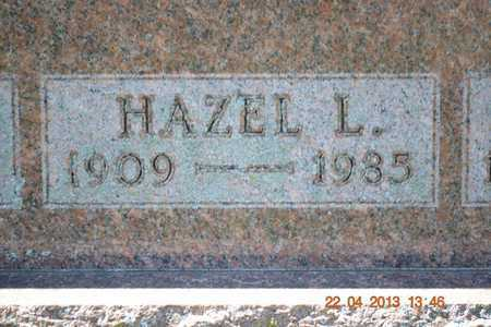 KNAPP, HAZEL L. - Branch County, Michigan | HAZEL L. KNAPP - Michigan Gravestone Photos