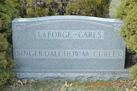 CARLS, FAMILY - Branch County, Michigan | FAMILY CARLS - Michigan Gravestone Photos