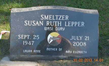LEPPER, SUSAN RUTH - Branch County, Michigan | SUSAN RUTH LEPPER - Michigan Gravestone Photos