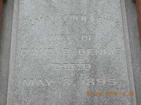 LEWIS, ALMA - Branch County, Michigan | ALMA LEWIS - Michigan Gravestone Photos