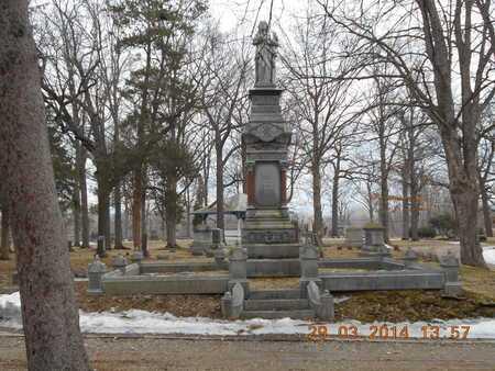 LEWIS, FAMILY - Branch County, Michigan   FAMILY LEWIS - Michigan Gravestone Photos