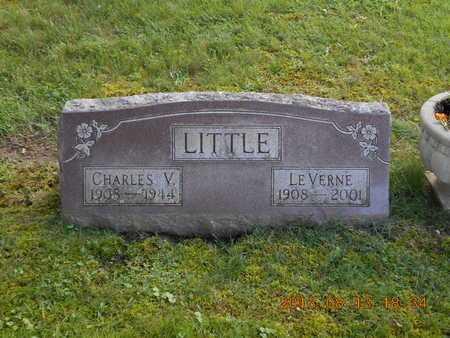 LITTLE, LEVERNE - Branch County, Michigan | LEVERNE LITTLE - Michigan Gravestone Photos