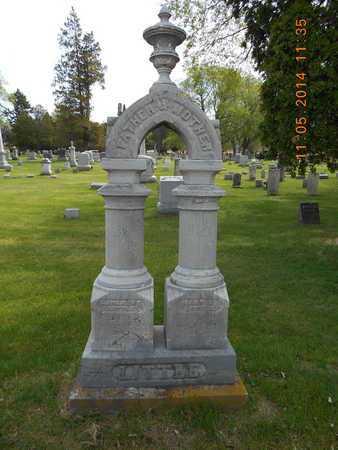 LITTLE, FAMILY - Branch County, Michigan | FAMILY LITTLE - Michigan Gravestone Photos