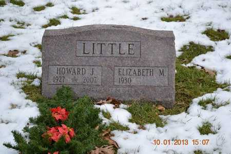 LITTLE, HOWARD J. - Branch County, Michigan | HOWARD J. LITTLE - Michigan Gravestone Photos