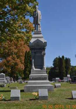 MCCRARY, FAMILY - Branch County, Michigan | FAMILY MCCRARY - Michigan Gravestone Photos