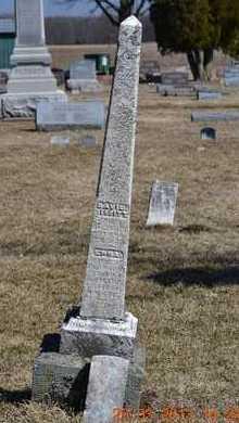 MERRITT, DAVID - Branch County, Michigan | DAVID MERRITT - Michigan Gravestone Photos