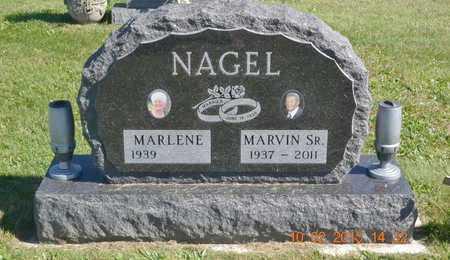 NAGEL, MARLENE - Branch County, Michigan | MARLENE NAGEL - Michigan Gravestone Photos