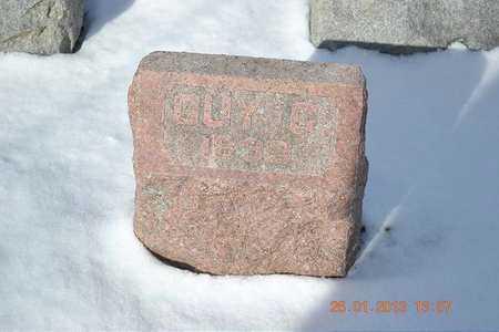 OSBORN, GUY C. - Branch County, Michigan | GUY C. OSBORN - Michigan Gravestone Photos