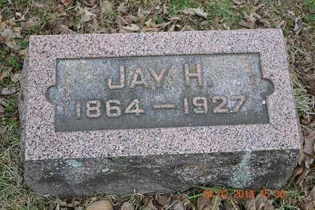 OSBORN, JAY H. - Branch County, Michigan | JAY H. OSBORN - Michigan Gravestone Photos