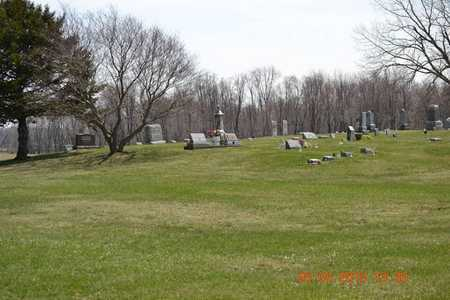 OVERVIEW, CEMETERY - Branch County, Michigan   CEMETERY OVERVIEW - Michigan Gravestone Photos