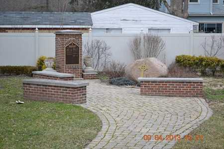 OVERVIEW, GARDEN - Branch County, Michigan | GARDEN OVERVIEW - Michigan Gravestone Photos