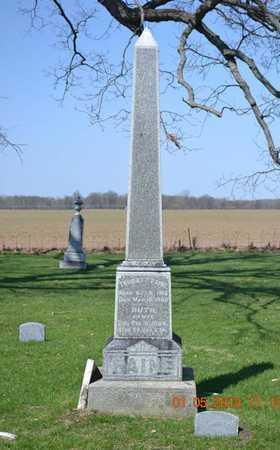 PAINE, KITTIE - Branch County, Michigan | KITTIE PAINE - Michigan Gravestone Photos
