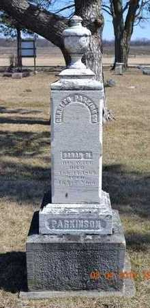 PARKINSON, RICHARD - Branch County, Michigan | RICHARD PARKINSON - Michigan Gravestone Photos