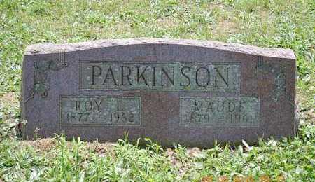 PARKINSON, ROY E. - Branch County, Michigan | ROY E. PARKINSON - Michigan Gravestone Photos