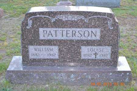 PATTERSON, WILLIAM - Branch County, Michigan | WILLIAM PATTERSON - Michigan Gravestone Photos