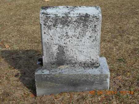 PHILIPS, ISABELLA C. - Branch County, Michigan   ISABELLA C. PHILIPS - Michigan Gravestone Photos