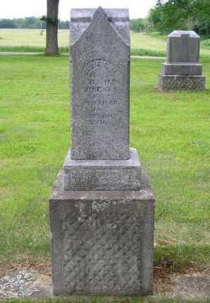 PRESS, KITTIE E, - Branch County, Michigan | KITTIE E, PRESS - Michigan Gravestone Photos