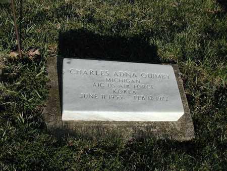 QUIMBY, CHARLES - Branch County, Michigan | CHARLES QUIMBY - Michigan Gravestone Photos