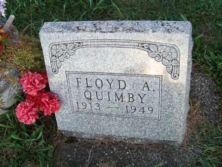 QUIMBY, FLOYD - Branch County, Michigan | FLOYD QUIMBY - Michigan Gravestone Photos