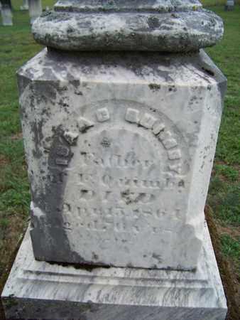 QUIMBY, ISAAC - Branch County, Michigan | ISAAC QUIMBY - Michigan Gravestone Photos
