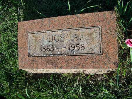 QUIMBY, LUCY - Branch County, Michigan | LUCY QUIMBY - Michigan Gravestone Photos