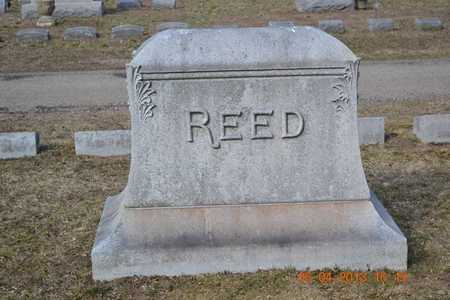 REED, FAMILY - Branch County, Michigan | FAMILY REED - Michigan Gravestone Photos
