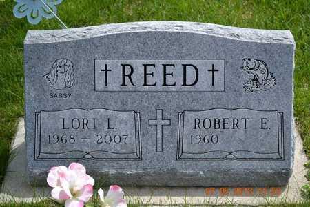 REED, LORI L. - Branch County, Michigan | LORI L. REED - Michigan Gravestone Photos