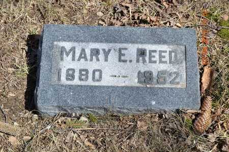 REED, MARY A. - Branch County, Michigan | MARY A. REED - Michigan Gravestone Photos