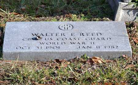 REED, WALTER E. - Branch County, Michigan | WALTER E. REED - Michigan Gravestone Photos