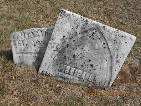 RICHARDS, MONICA L. - Branch County, Michigan | MONICA L. RICHARDS - Michigan Gravestone Photos