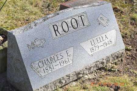ROOT, LUELLA - Branch County, Michigan | LUELLA ROOT - Michigan Gravestone Photos