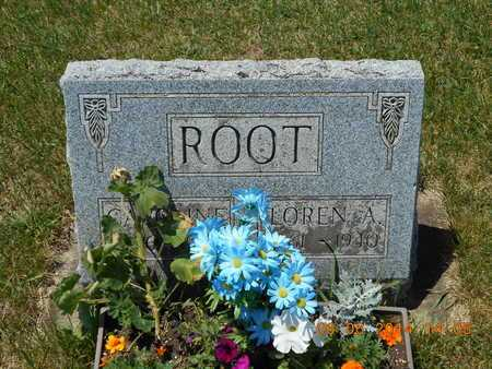 ROOT, LOREN A. - Branch County, Michigan | LOREN A. ROOT - Michigan Gravestone Photos