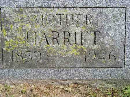ROSE, HARRIET - Branch County, Michigan | HARRIET ROSE - Michigan Gravestone Photos