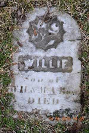 ROSE, WILLIE - Branch County, Michigan | WILLIE ROSE - Michigan Gravestone Photos